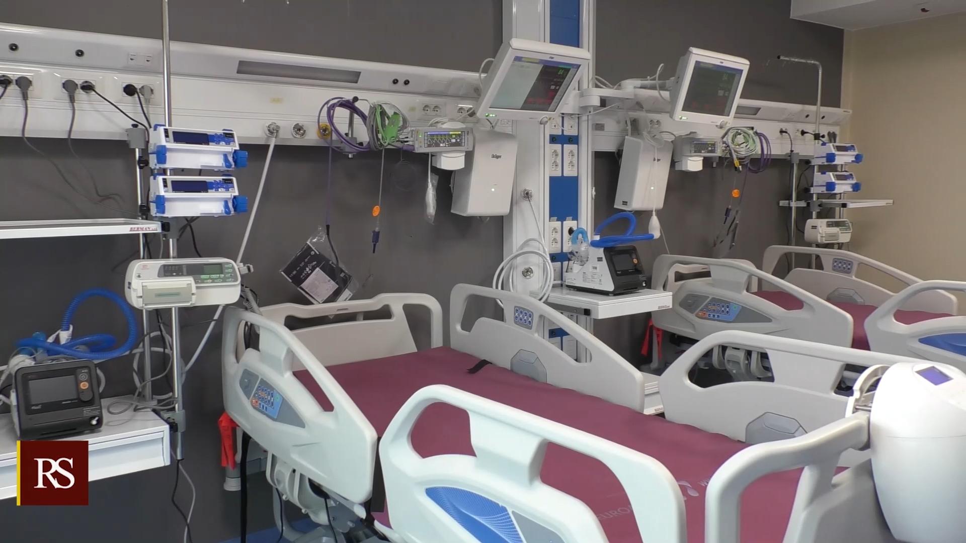 Catania: ospedale Garibaldi, inaugurato nuovo reparto
