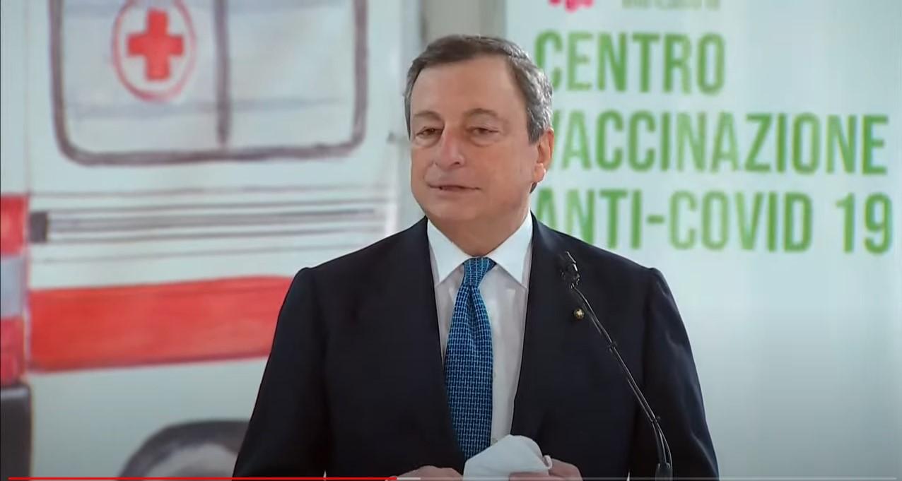 Vaccini: Solinas e Musumeci a Draghi: subito immuni le due Isole