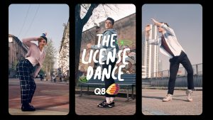 Patente License Dance