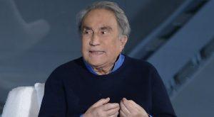 """Emilio Fede: """"Sono in piedi per miracolo, Covid non c'entra"""""""