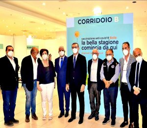 hub centro commerciale La Torre di Palermo