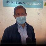 Musumeci vaccino
