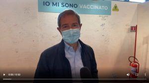 Musumeci vaccino Covid