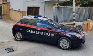 Palermo, borgo Molara: carabinieri interrompono battesimo con 50 persone