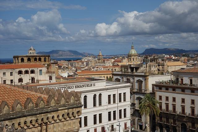 riciclaggio Palermo