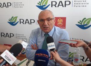 """Rifiuti, Caruso """" Rap è azienda fragile. Ma no emergenza a Palermo"""""""