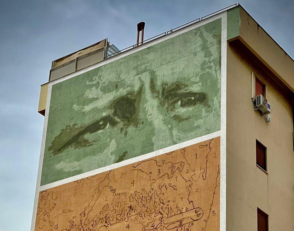 Murale Paolo Borsellino