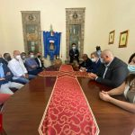Musumeci a Lipari per progetto sul Museo della Pomice