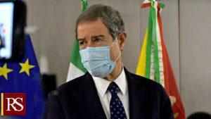 """Incendi, Musumeci """"Nuova dura prova, pena per sciacalli politici"""""""