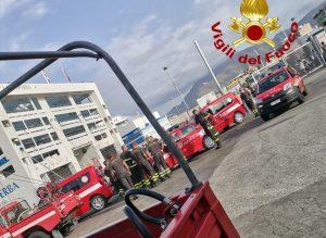 Incendi, oggi 28 interventi: potenziato dispositivo soccorso dei vigili del fuoco
