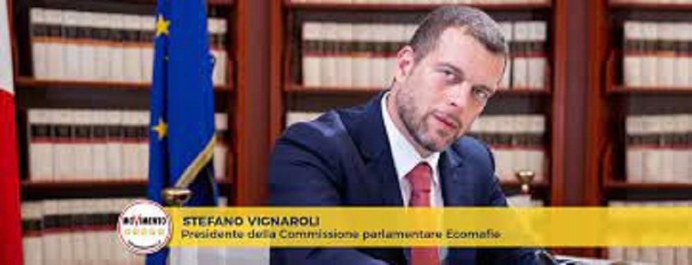 Stefano Vignaroli presidente commissione Ecomafie