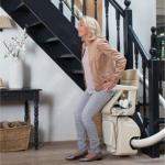 Montascale: la soluzione per mantenere l'autonomia all'interno della propria abitazione
